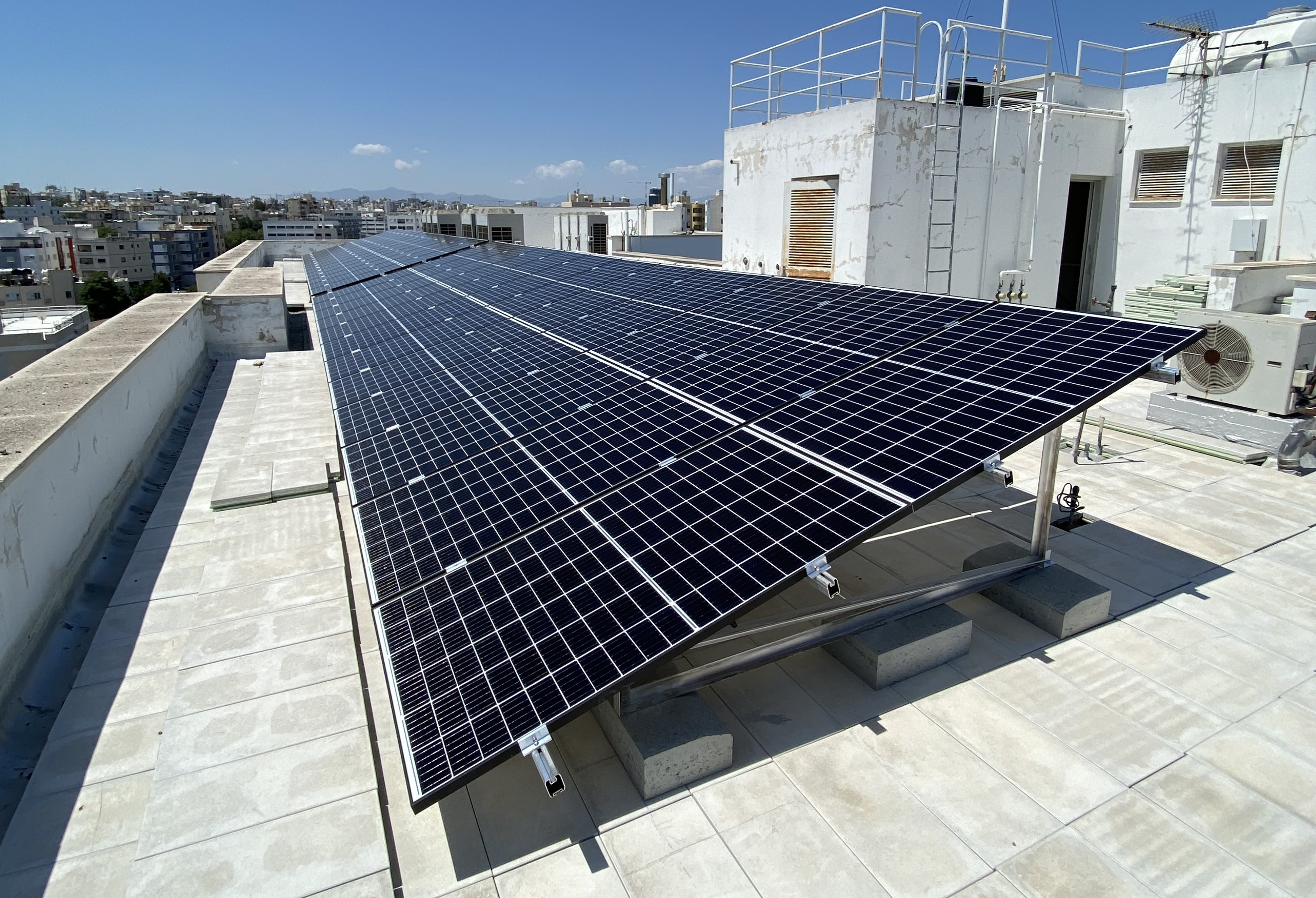 Energy Upgrading for Phanos N. Epiphaniou head offices